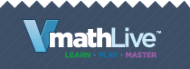 Vmathlive learn master play